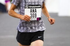 Women's 10k Glasgow 10 June 2018, Ana Richardson