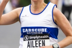Women's 10k Glasgow 10 June 2018, Aileen Wilson