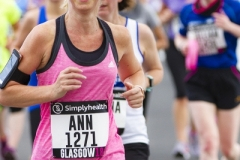 Women's 10k Glasgow 10 June 2018, Ann Shaw