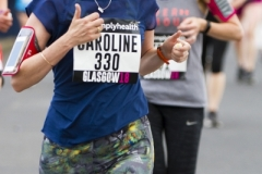 Women's 10k Glasgow 10 June 2018, Caroline holms