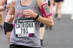 Women's 10k Glasgow 10 June 2018, Catriona Montgomery