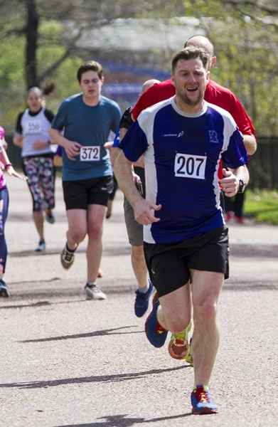 3k on the Green  27 April 2018