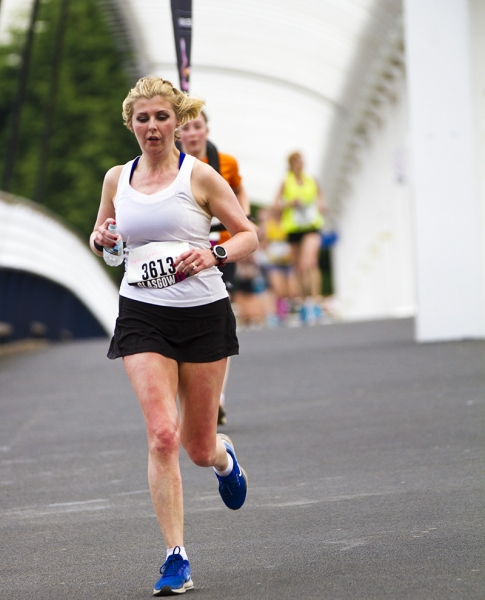 Women's 10k Glasgow 10 June 2018, Marie Therese Rodgers