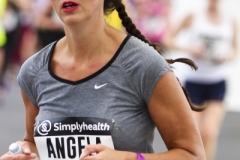 Women's 10k Glasgow 10 June 2018, Angela Mclachlan