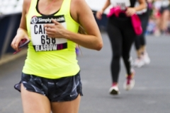 Women's 10k Glasgow 10 June 2018, Caitlin Mccumesty