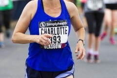 Women's 10k Glasgow 10 June 2018, charlotte beattie